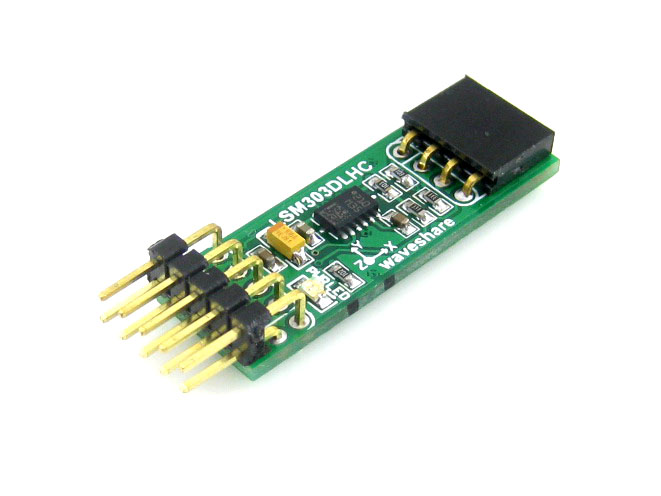 Wvshare - LSM303DLHC Board