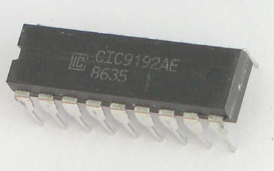 Zarlink Semiconductor MT8870DE1