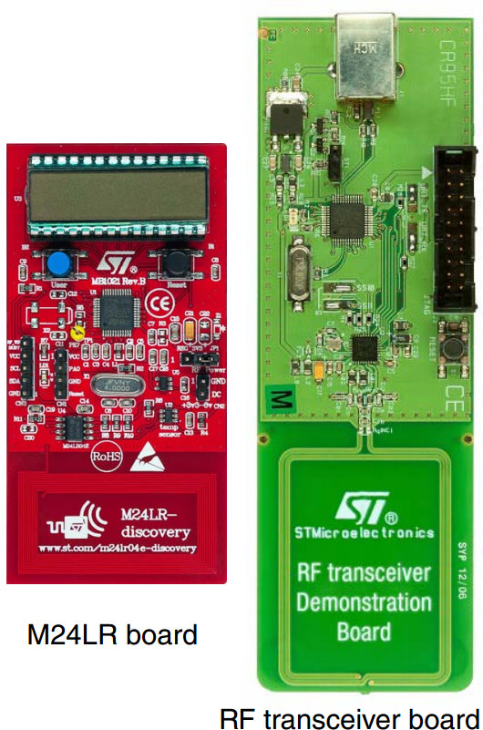 STMicroelectronics M24LR-DISCOVERY