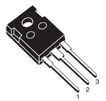ON Semiconductor MBR4015CTLG